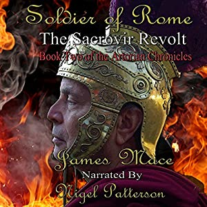 Soldier of Rome - The Sacrovir Revolt Audiobook