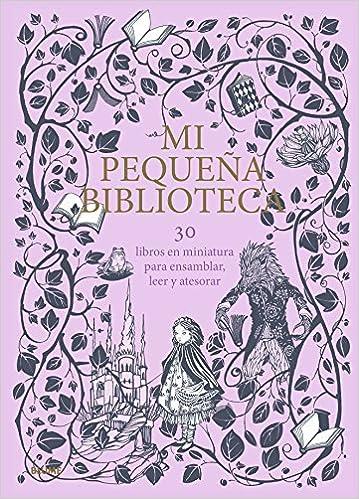 Mi pequeña biblioteca: Amazon.es: Jaglenka Terrazzini, Daniela, Rodríguez Fischer, Cristina, Diéguez Diéguez, Remedios: Libros