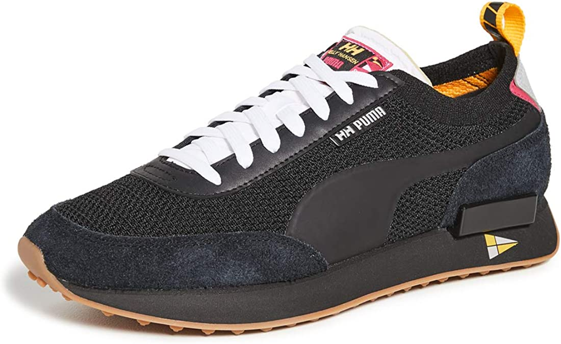 Amazon.com | PUMA Select Men's x Helly Hansen Rider Sneakers ...