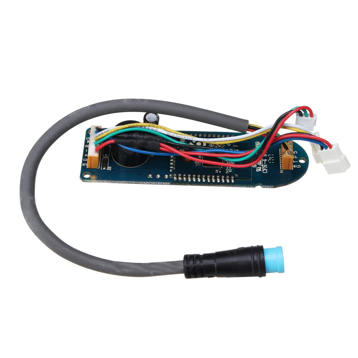 Scooter Clone OEM Original Circuit Board + Dashboard Cover Replacement + Screws for Xiaomi MIJIA M365 Scooter