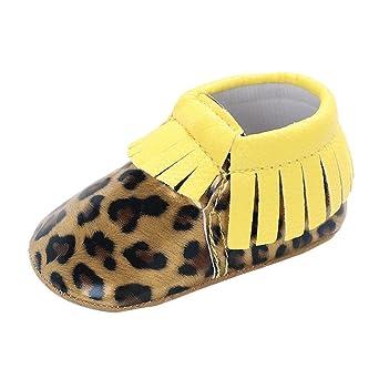 Zapatos de Bebé cinnamou bebé Chica Joven Negro Fleck suave Suela Guantes Sneakers Casual Süße borlas