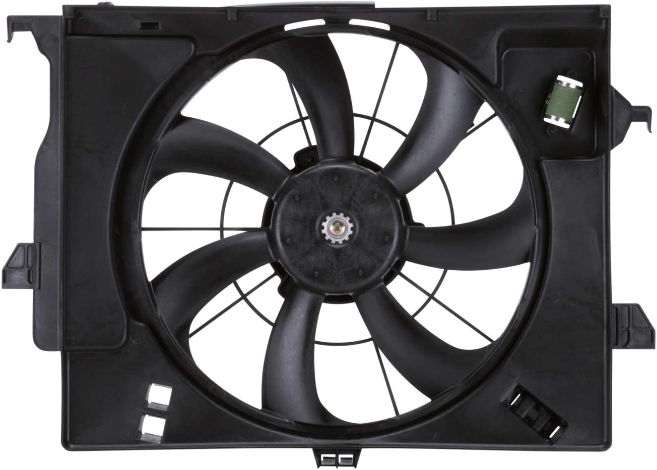 TYC 622590 Replacement A/C Condenser Fan Assembly