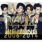 THE BEST OF BIGBANG 2006-2014(3CD)(regular)