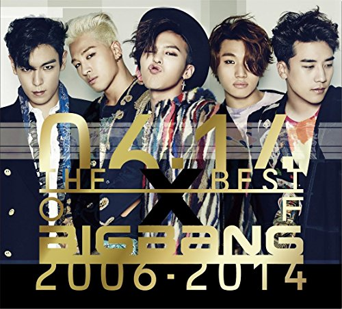 BIGBANG / THE BEST OF BIGBANG 2006-2014