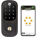 Yale Assure Lock tela sensível ao toque, Wi-Fi Smart Lock – Funciona com o aplicativo Yale Access, Amazon Alexa, Google Assis