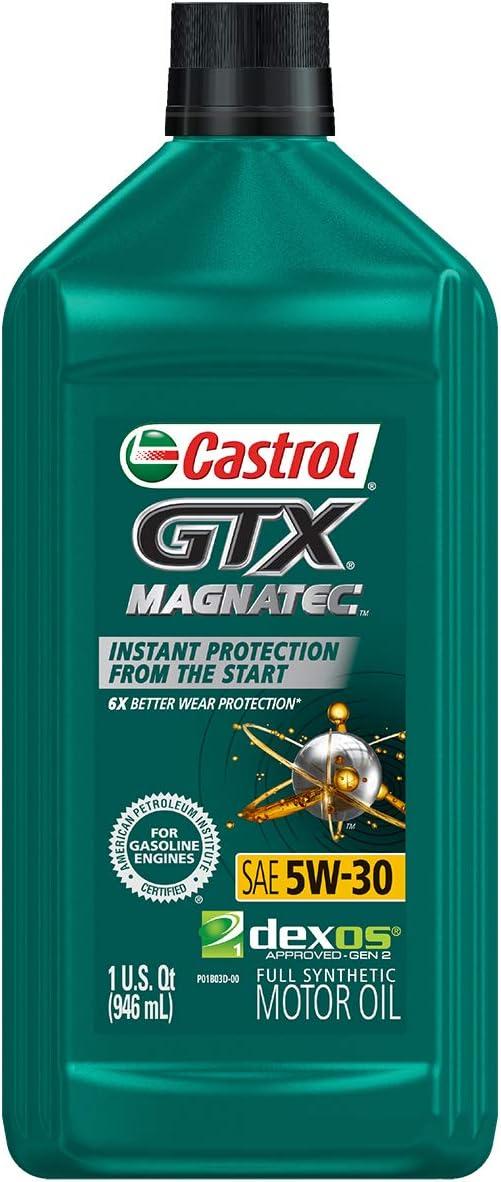 嘉实多GTX MAGNATEC 5W-30全合成电机油