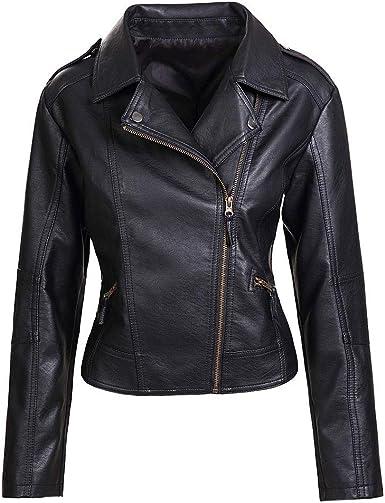 Jacket Coat Blazer Women s Leather Long Ladies Suit S Sleeve Outwear Slim Fit 19