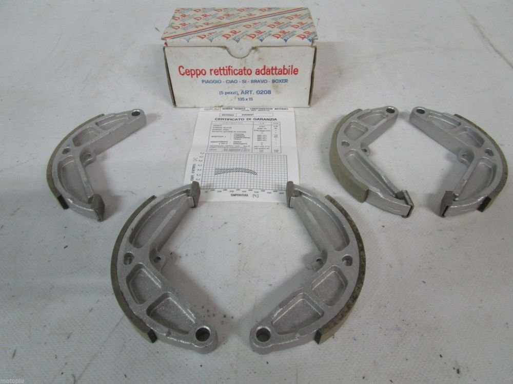 GANASCE//CEPPI PER PIAGGIO SI-CIAO-BRAVO-BOXER DR 0208