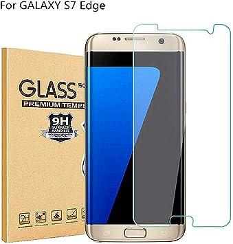 RUIST Protector de Pantalla Samsung Galaxy S7 Edge,Ultrafino 9H ...