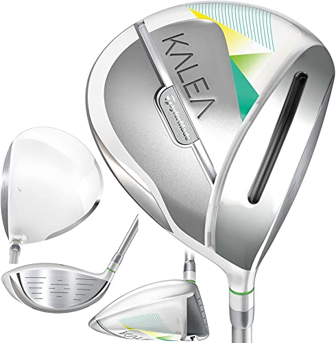 TaylorMade Women's Kalea Golf Driver 12 Degree