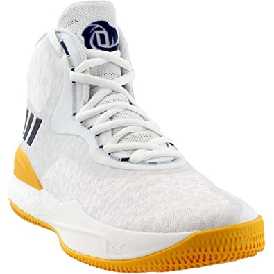 new styles 919a8 4a560 Amazon.com  adidas Mens AS D Rose 8 - JQ PE Athletic  Sneake