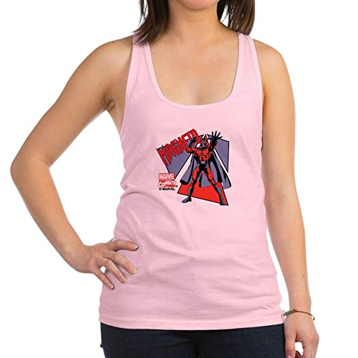 aa8b48c93937e8 Image Unavailable. Image not available for. Color  CafePress Magneto X Men  Womens Racerback Tank Top ...