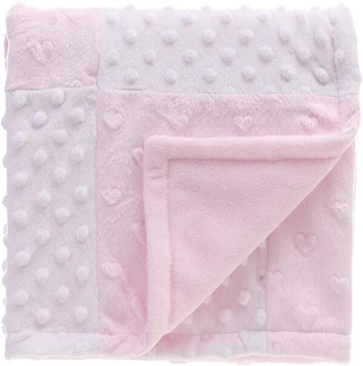 Dooky Double Sided Blanket 100/% Cotton
