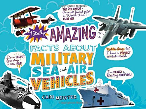 Totally Amazing Facts About Military Sea and Air