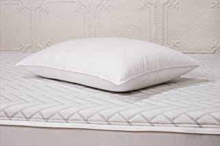 product image for Wright Bedding White Duck Down Pillow - Medium