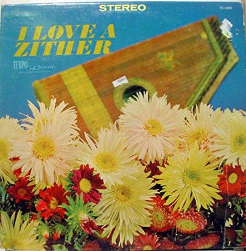 RUDI KNABL I LOVE A ZITHER vinyl record