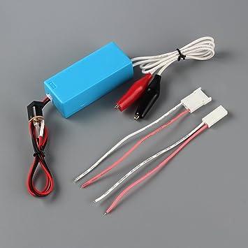 Probador del inversor de la lámpara de Mazur 12V CCFL para el LCD TV Pantalla portátil