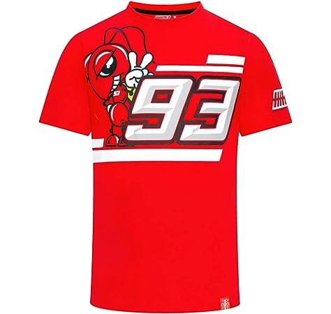 Marc Marquez 2019 93 MotoGP - Camiseta infantil para niños de 2 a 11 años, rojo, Kids Age 8-9: Amazon.es: Deportes y aire libre