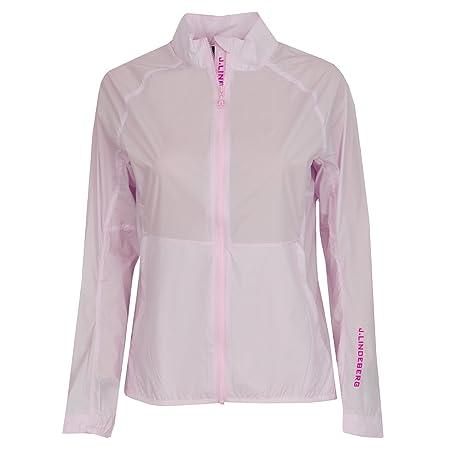 J. Lindeberg Damen Sally Jacke Stretch WindPro Soft Pink – S