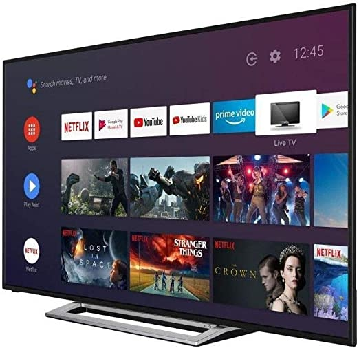 Toshiba - Pantalla LED 50UA3A63DG 4K Ultra HD: Amazon.es: Electrónica