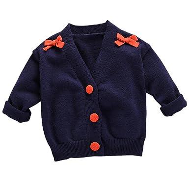 Amazoncom Sweatersankola Hot Sell Kids Baby Girls Sweater Knit