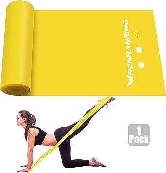 Amazon.com: Juego de bandas de resistencia para ejercicio ...
