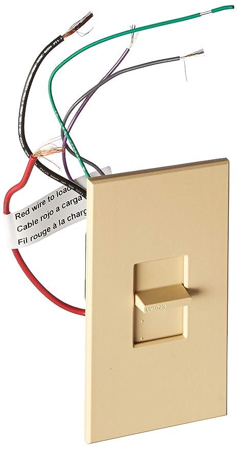 amazon com lutron single pole dimmer nova t line sw 0 10v ctrl rh amazon com Dimmer Switch Wiring Diagram Dimmer Switch Wiring Diagram