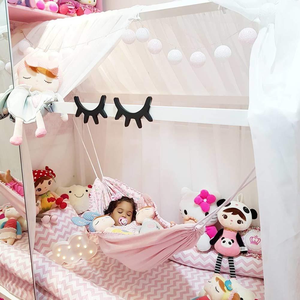 Baby Hammock Culla Infantile di sicurezza per bambini Baby Swing Bed Biancheria da letto in cotone traspirante per neonati