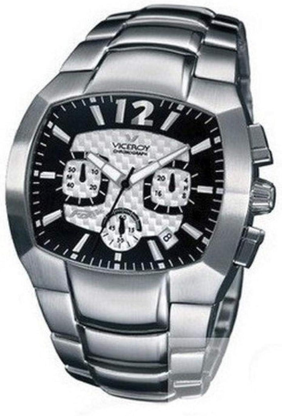 Viceroy 432025-95 - Reloj negro / plata