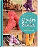 Op-Art Socks: Kreative Ideen - fantastische Effekte