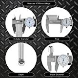 Dial Caliper- Stainless Steel and Shock Proof Tool