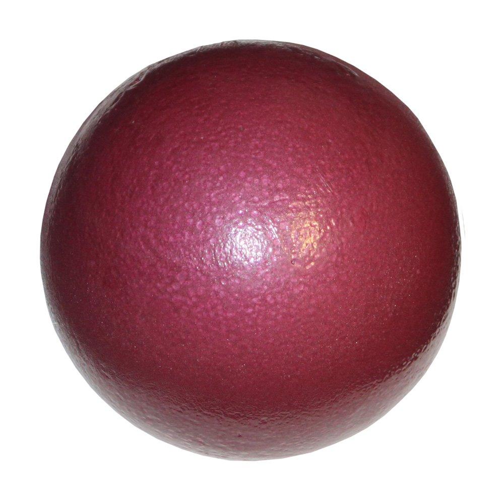 Bola de peso de hierro fundido - entrenamiento - 6 kg rojo vino Boje Sport - Premium - envío más rápido