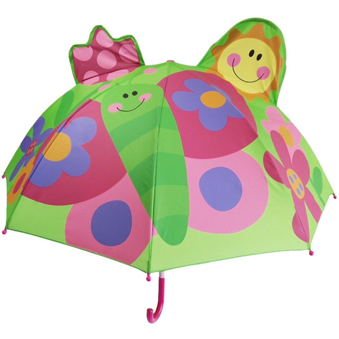 Partiss paraguas para niños, Infantil, Green Tiger, talla única: Amazon.es: Deportes y aire libre