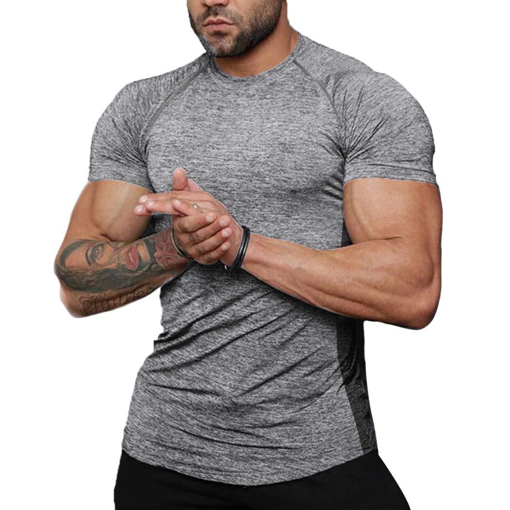 COOFANDY Mens Summer Sport Lightweight Dri Fit Spring Performance Tee Shirt