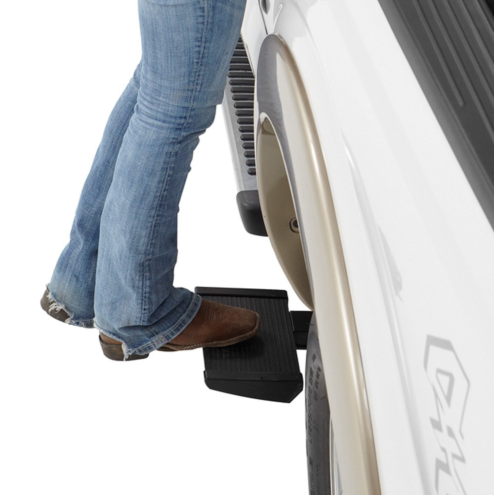 Bestop 75413-15 Side-Mounted Trekstep for 2014-2018 Ram 2500; fits driver side only, 6.3' and 8.0' beds by Bestop (Image #2)