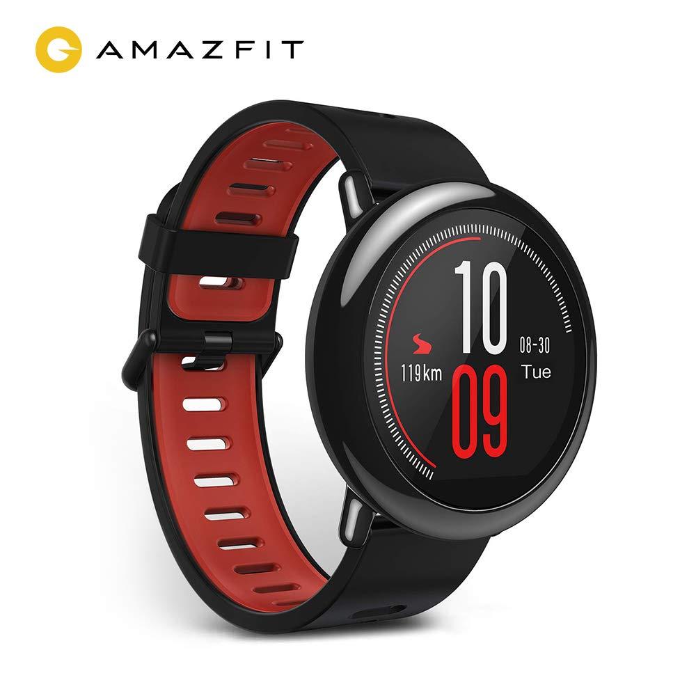 Amazfit Pace Huami Reloj Inteligente con GPS, Monitor de ...