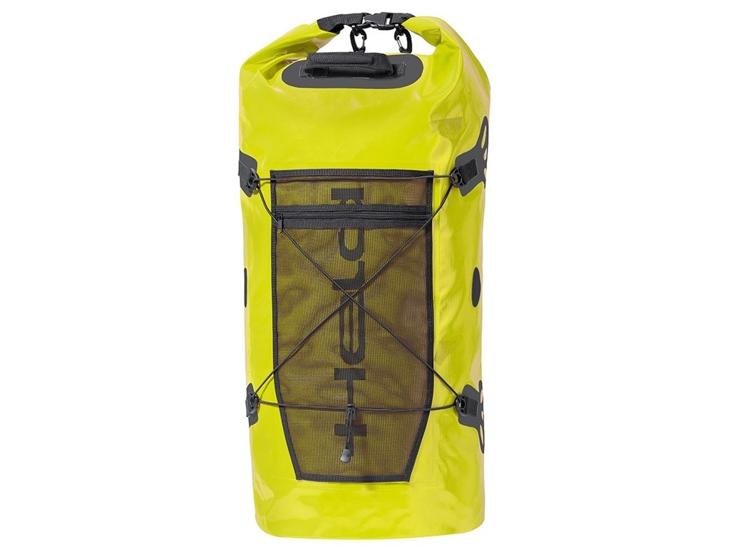 HELD ROLL BAG Noir-jaune fluo 90L