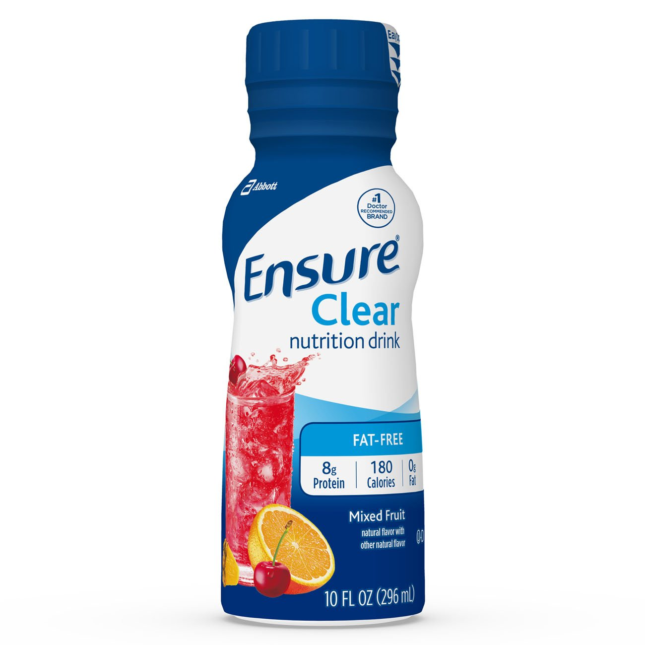 Amazon Com Ensure Clear Nutrition Drink 0g Fat 8g Of High Quality