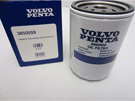 Volvo Penta Oil Filter Filters 841750 OEM Boat Parts Auto Parts ...