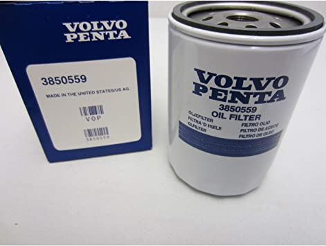 Oem Volvo Penta Ölfilter 3850559 Auto