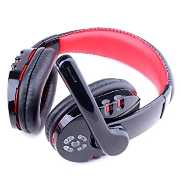 Generies Bluetooth Gaming Headset Wired Wireless Headphones with Microphone for Phone Computer