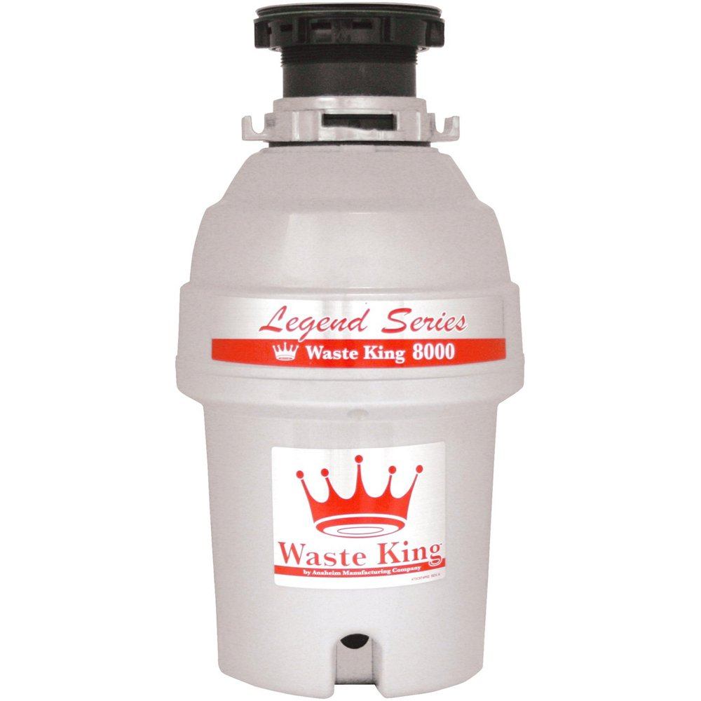 Waste King Legend 8000 1.0 HP Garbage Disposal Review
