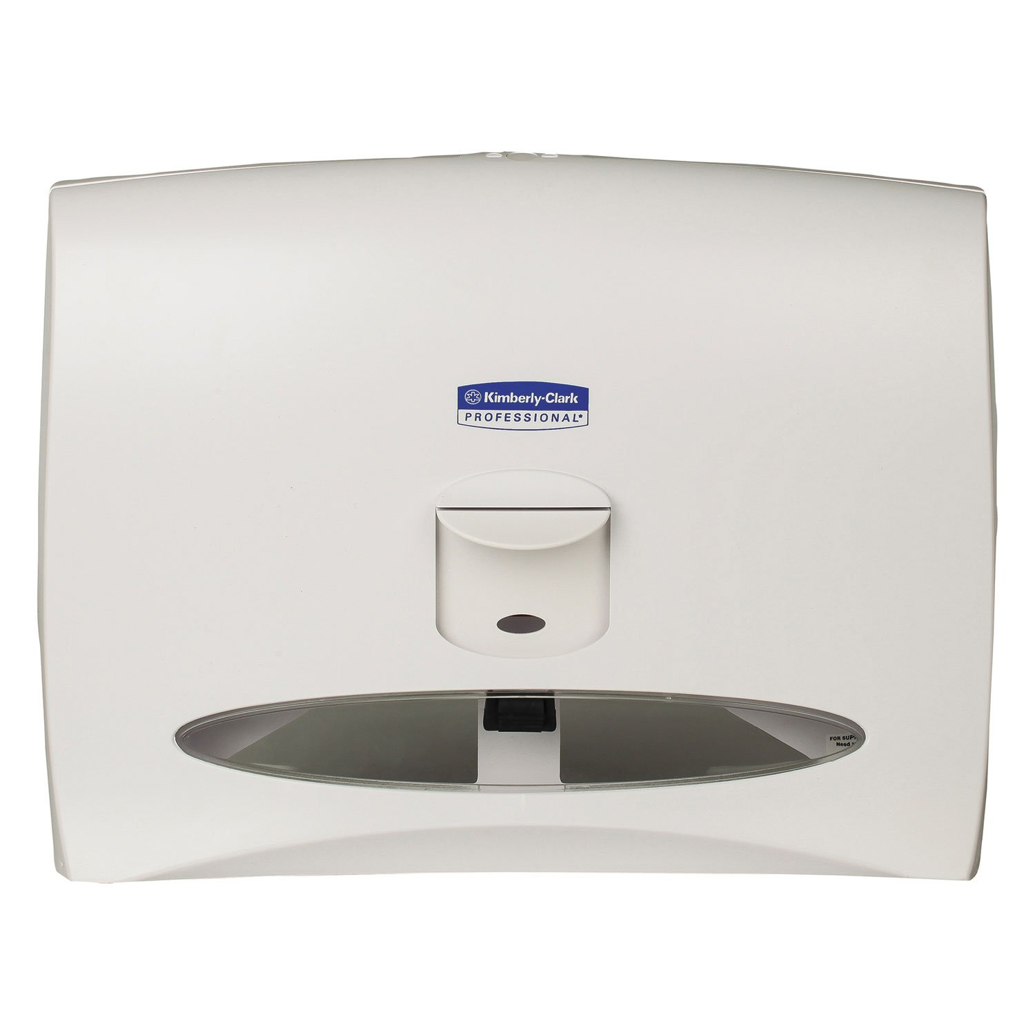 KCC09505 Windows In-Sight Toilet Seat Cover Dispenser, 17 1/2 x 3 1/4 x 13 1/4, White