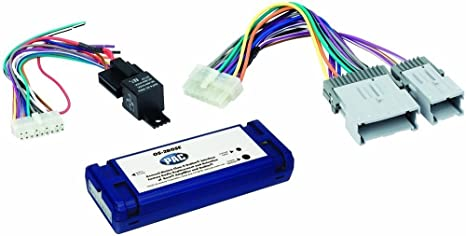 PAC OS-2C BOSE OnStar Radio Replacement Interface for General Motors on