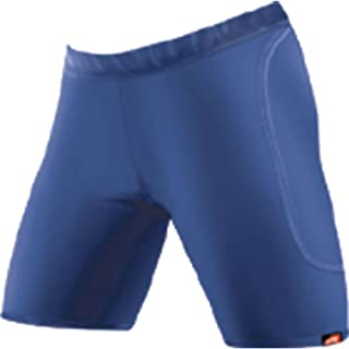 product image for WSI Women's Microtech Slider Shorts, Royal, Small