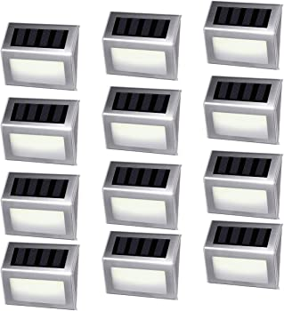 IThird Solar Powered Step Lights