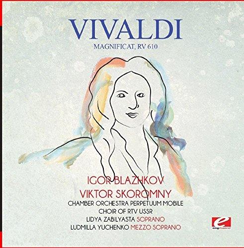 Price comparison product image Vivaldi: Magnificat,  RV 610 (Digitally Remastered)