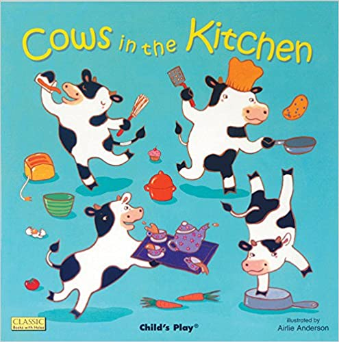 Cows In The Kitchen por Airlie Anderson epub
