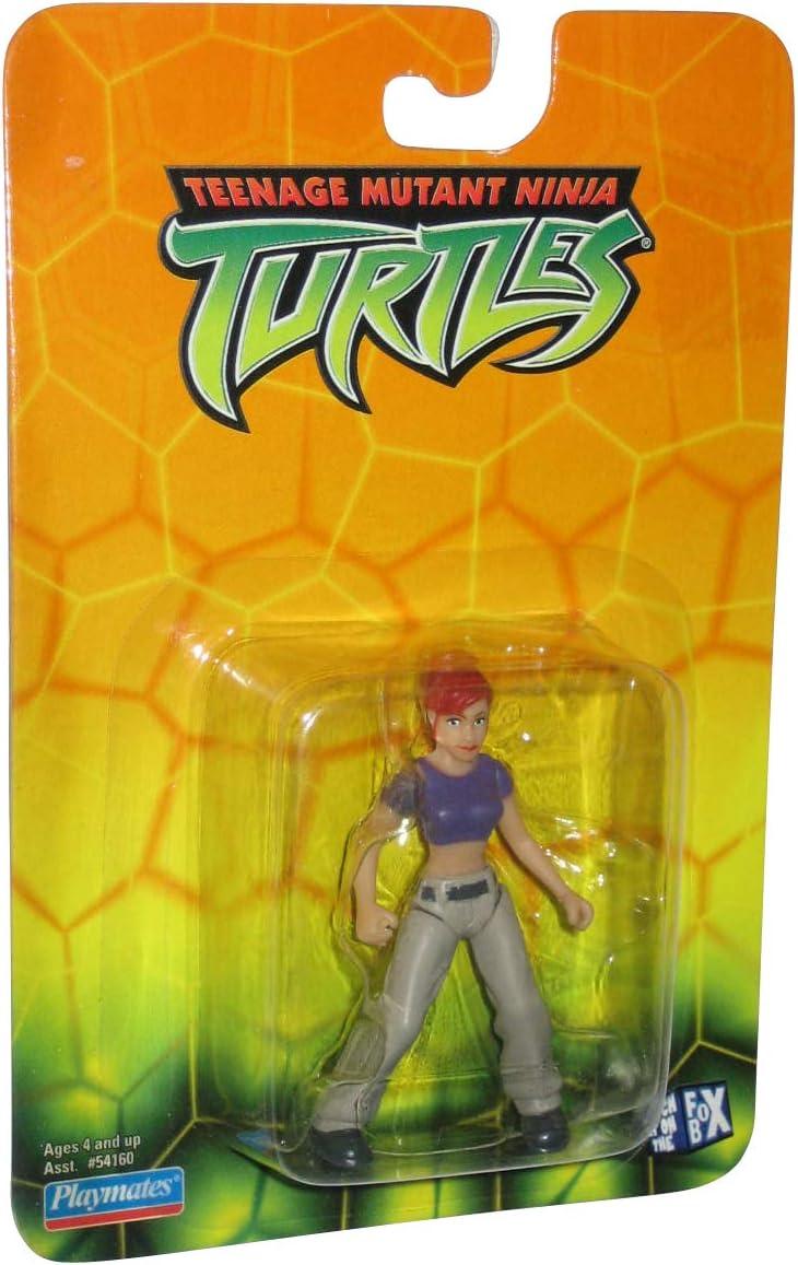 Amazon.com: Teenage Mutant Ninja Turtles de abril de o &apos ...