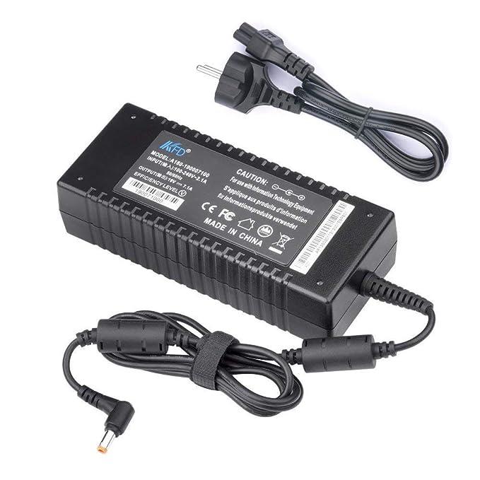 KFD 135W Adaptador Cargador Ordenador portátil para Asus F554LA G550JK G73J G73JH N53 G56JK N56JR N46 N55 N75 Asus Rog GL553VD GL551 GL551JM GL752VW GL771JM ...